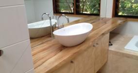 Plywood Vanity